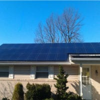 10KW Solar Project Dallastown, PA
