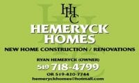 Hemeryck Homes