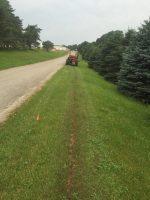 Running a line